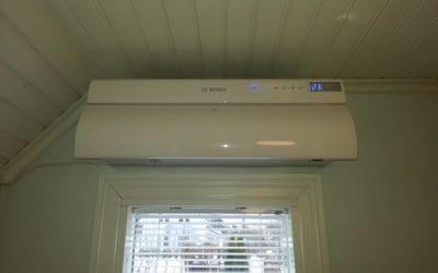 Bosch 7000AA – vanhan pumpun tilalle.